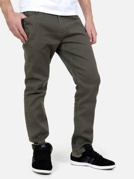 pantalon verde rip curl 619ver