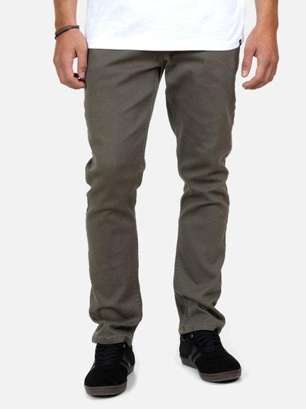pantalon verde rip curl 654ver