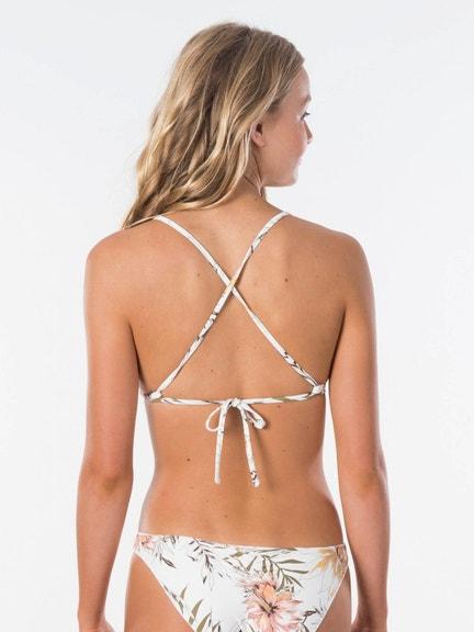 Bikini PLAYA BLANCA CROSS BK TRI