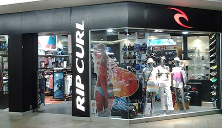 Rip Curl Mall Plaza Los Angeles