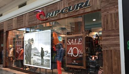 RIp Curl Mall Plaza Vespucio