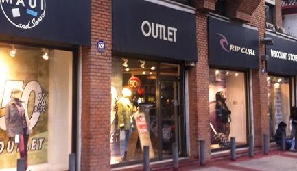 Outlet Lopez de Bello